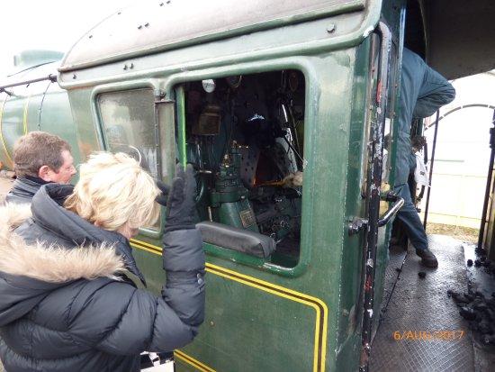 SteamRanger Heritage Railway: engine 2