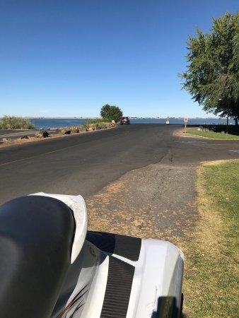 摩西湖照片