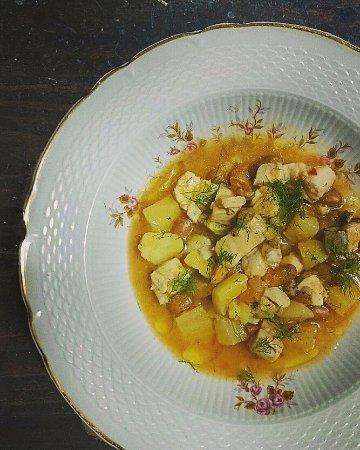 Прахран, Австралия: Zuppa di pesce