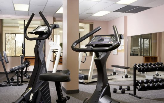 Thorold, Canada: Fitness Center