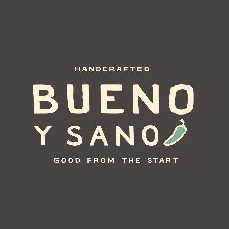 Acton, MA: The Bueno Y Sano logo