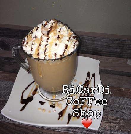 Morovis, Puerto Rico: RiCarDi Coffee Shop & Frappe