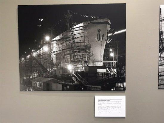 Bath, ME: Part of the Shipyard Photography exhibit