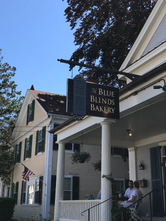 Blue Blinds Bakery Plymouth Restaurant Reviews Phone
