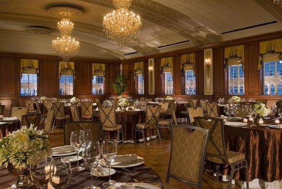 The Skirvin Hilton Oklahoma City: Venetian Room
