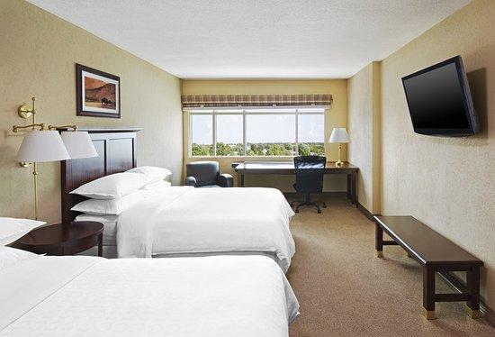 Midwest City, OK: Double Sheraton Sweet Sleeper Bed