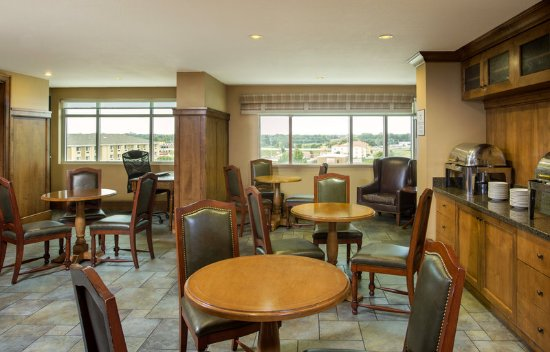 Midwest City, OK: Sheraton Club Lounge