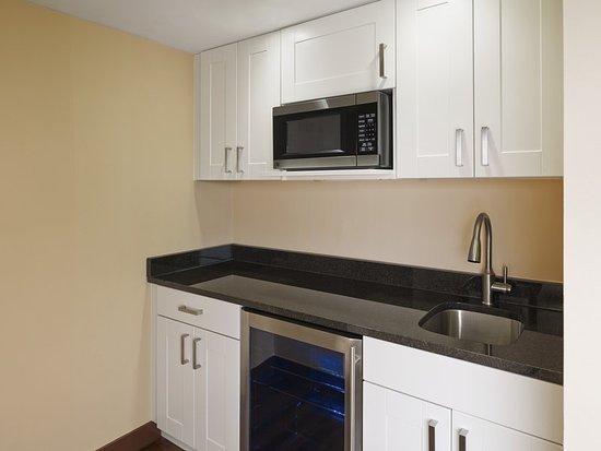 ริชฟิลด์, มินนิโซตา: King Suite Kitchen