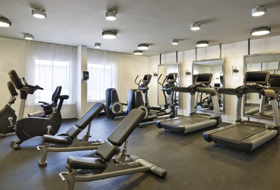 Richfield, MN: Fitness Center