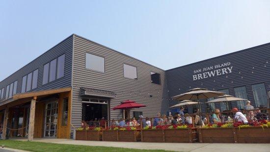 San Juan Island Brewing Company: San Juan Brewery