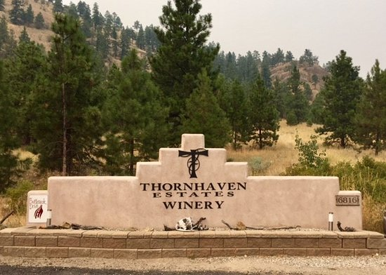Summerland, Canada: Thonhaven Haven Estates Winery