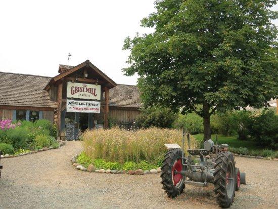 Keremeos, แคนาดา: Grist Mill