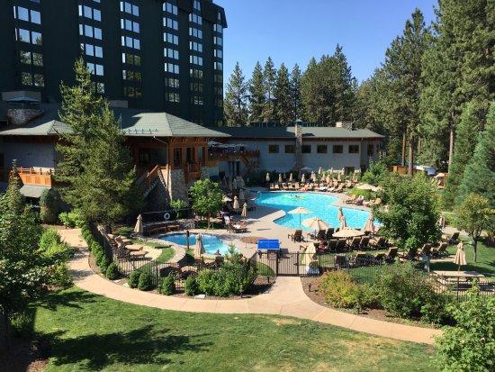 Hyatt regency lake tahoe resort spa and casino 136 for Hyatt lake cabins