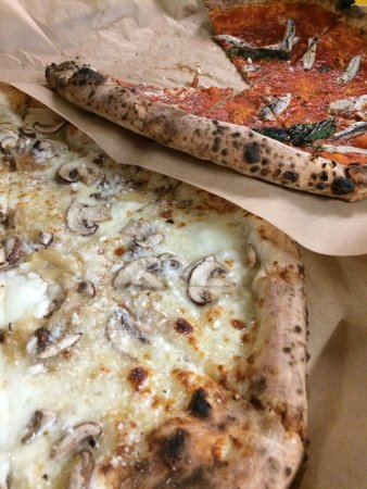Antico Pizza Napoletana Atlanta Menu Prices