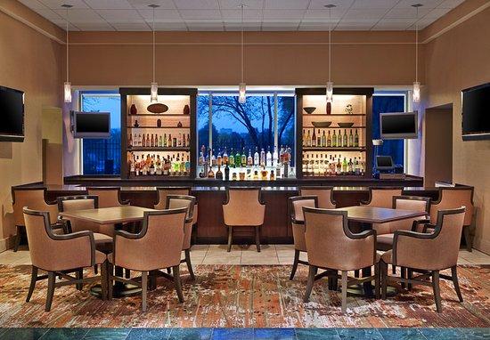 Elk Grove Village, IL: Lobby Bar