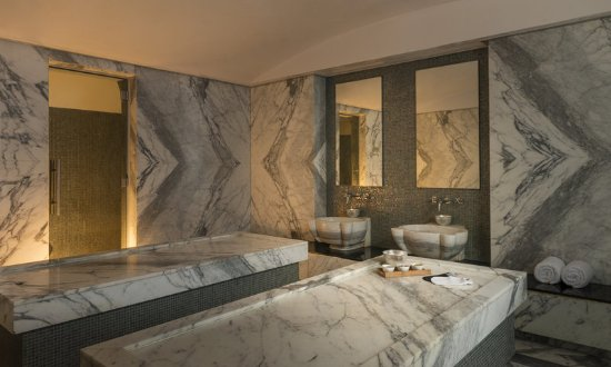 Le Meridien Dubai Hotel & Conference Centre: Moroccan Hammam