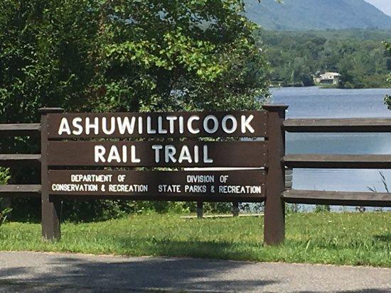 Adams, MA: A perfect trail for biking
