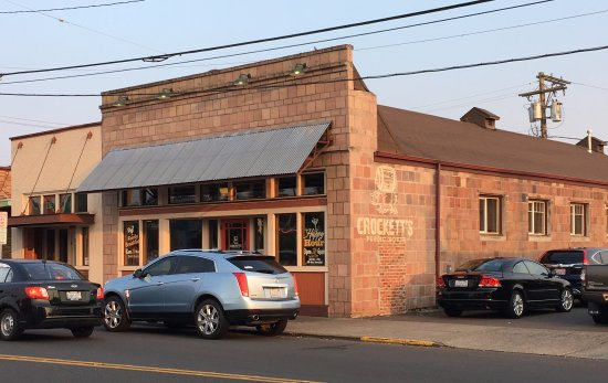 Puyallup, WA: Crockett Public House