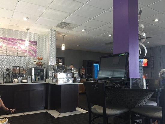 Best Western Santa Fe: Breakfast Bar