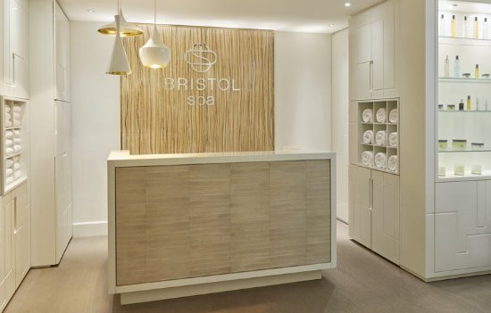Hotel Bristol, a Luxury Collection Hotel, Warsaw : Bristol spa reception