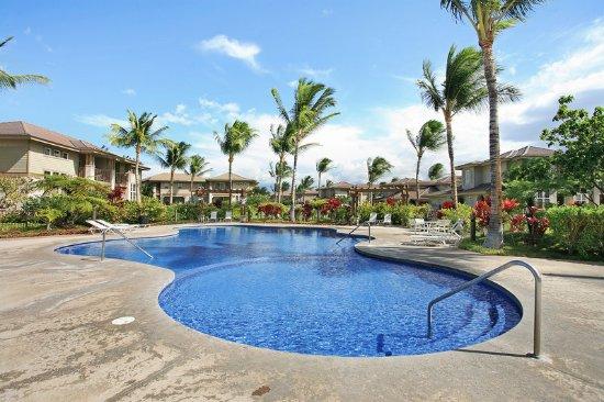 Aston Waikoloa Colony Villas: Pool 2