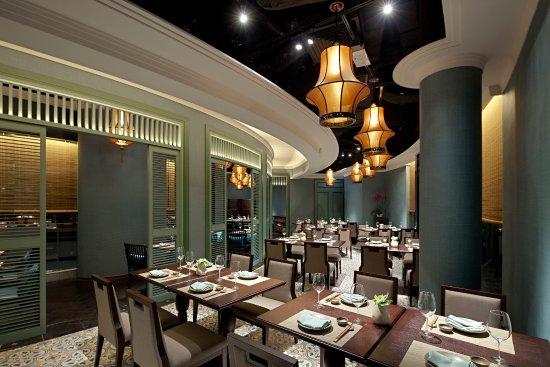 An nam vietnamese restaurant causeway bay hong kong for Interior design in vietnam