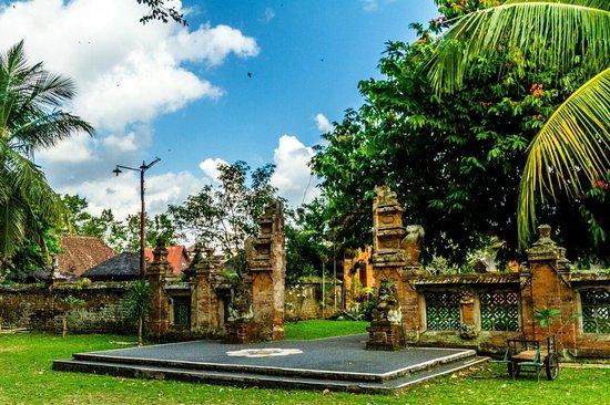 Puri Anom Tabanan Palace