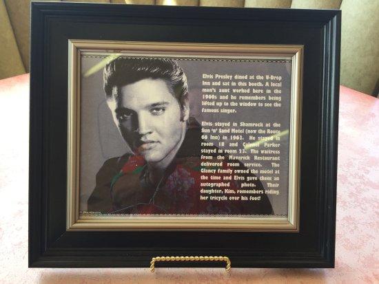 Shamrock, TX: Elvis Information