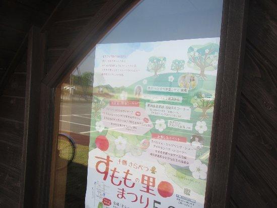 Sarabetsu-mura, Japón: すももの里まつりのポスター