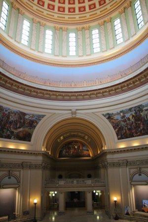 State Capitol: In the rotunda