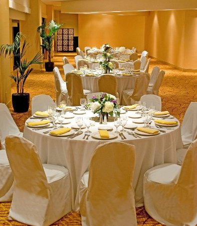 Oakland Marriott City Center: Weddings