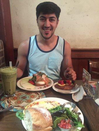 Urth Cafe Menu Vegan