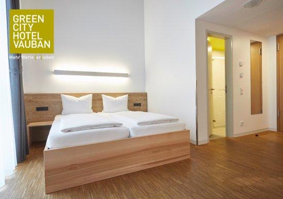 Freiburg City Green Hotel