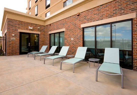 Rexburg, ID: Outdoor Patio