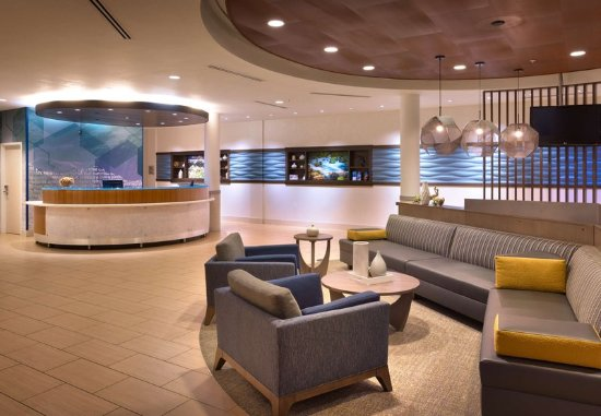 Rexburg, ID: Lobby - Sitting Area