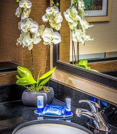 DuBois, Pensilvania: Guest Bathroom Vanity