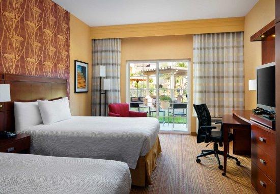 Goleta, Kalifornien: Queen/Queen Guest Room