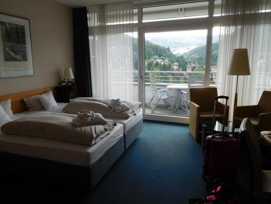 Zimmer mit aussicht bild von schwarzwald panorama for Zimmer mit aussicht