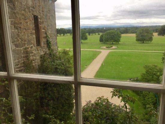 Malahide, Ireland: vista del parco dal castello