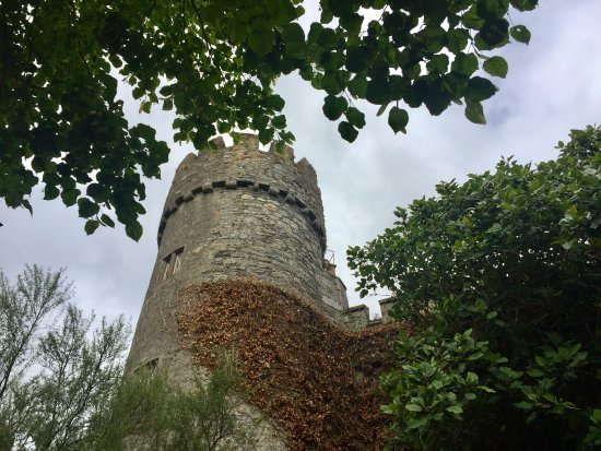 Malahide, Ireland: la torre del castello