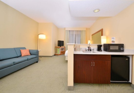 Pinehurst, NC: Suite Kitchenette