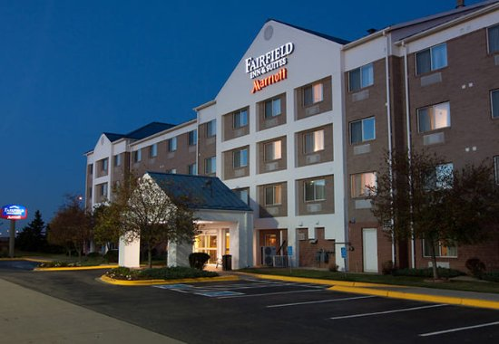 Fairfield Inn Suites Minneapolis Bloomington Mall Of America Updated 2017 Prices Hotel