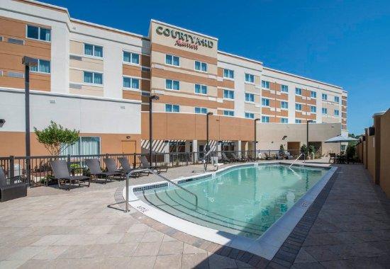Columbus, Миссисипи: Outdoor Pool