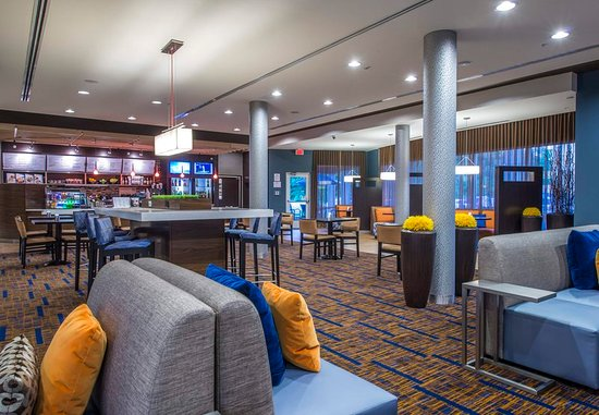 Columbus, Миссисипи: The Bistro – Dining Area