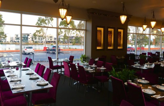 Caroline Springs, Australien: Nice ambience with a beautiful lake view