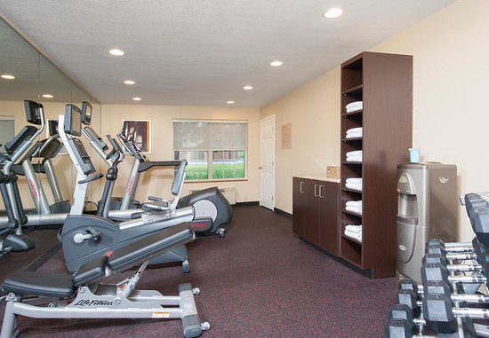 TownePlace Suites Indianapolis Park 100: Fitness Center
