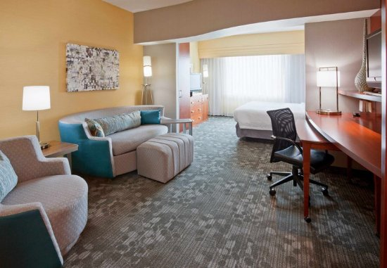 Hampton Inn And Suites Garden Grove King Executive Room