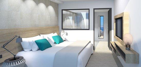 La Plage Art Et  U00c9motions Hotel  La Grande Motte    Voir