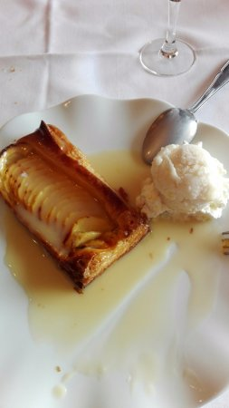 Penvenan, France : Tarte aux pommes