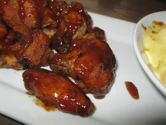 Table View, Sudáfrica: Sticky wings